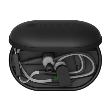 mophie power capsule Charges Fitness Trackers