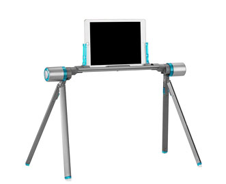 WEILIANTE Portable iPhone / iPad Stand