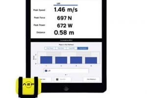 2 Smart Sensors for Weightlifting