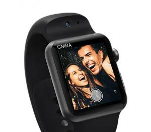 CMRA: Dual Camera Band for Apple Watch