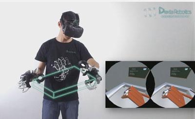 3 Must See VR Exoskeletons