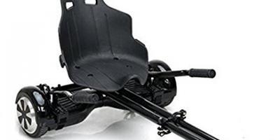 HoovyKart: Go Kart Conversion Kit for Hoverboards