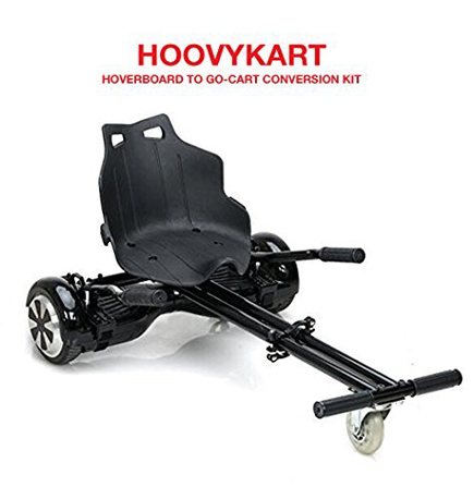 HoovyKart: Go Kart Conversion Kit for Hoverboards