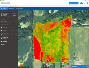 DJI Phantom 4 Pro Drone with Sentera NDVI To Monitor Crop Health