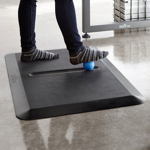 Activemat Groove For Standing Desks Accessories Lists