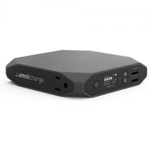 Omnicharge Portable Power Bank for Laptops, Smartphones