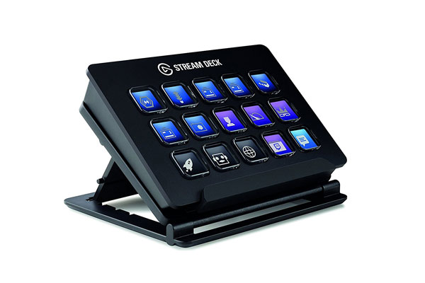 Elgato Stream Deck Live Content Controller for Gamers