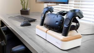 VRGE: Virtual Reality Charging Dock