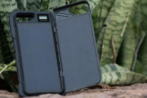 Sunny Solar Battery Case for iPhone 7