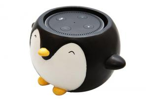 Penguin Holder For Amazon Echo Dot