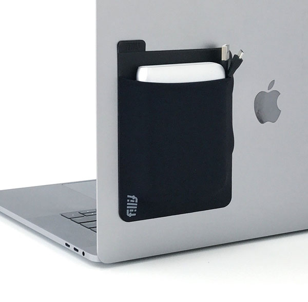 Fillit Pocket: Adhesive Pocket for Tablets & Laptops