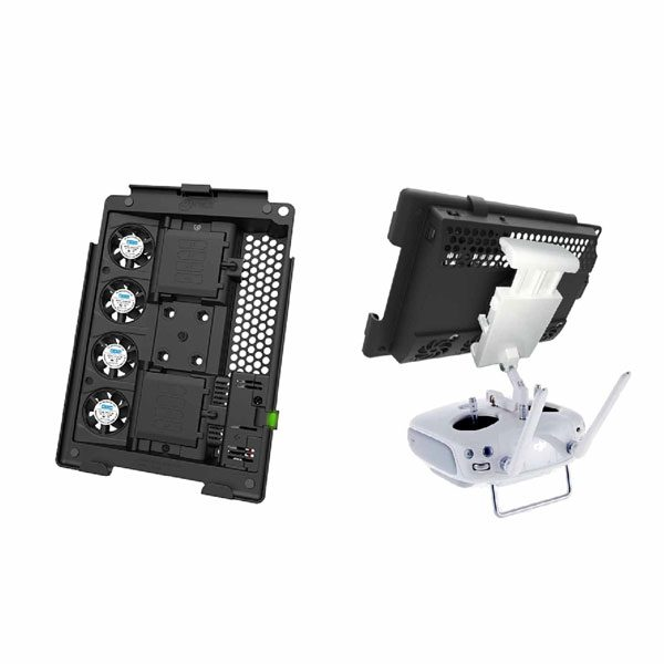 X-naut ctive Cooling iPad Mount for Drone Users