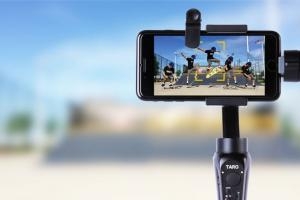Taro: Camera Stabilizer with Auto Tracking