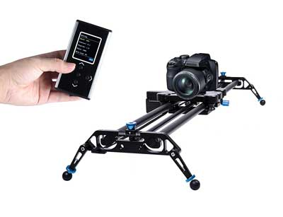 15+ Must See Motorized Camera Sliders - Accessories Lists