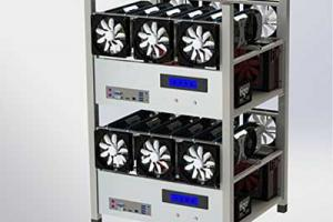 5 Must See Cryptocurrency Mining Rig Cases