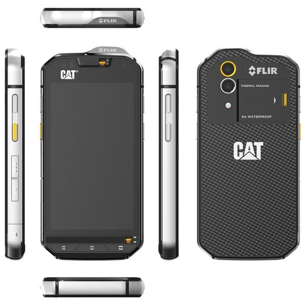 Caterpillar CAT-S60 Waterproof Phone with FLIR Camera