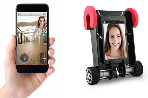 Ralph: Turn Your Android Device Into a Telepresence Robot