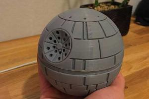 Google Home Mini Death Star Stand