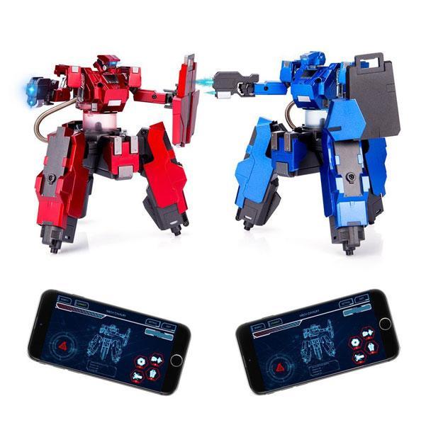 4 Smart Battle Bots with App Control