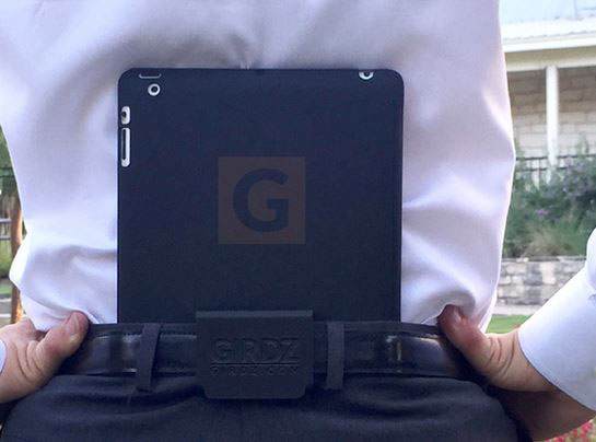 GIRDZ Handsfree Tablet Holster