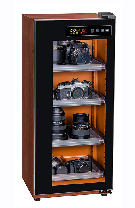 4 Dehumidifying Dry Cabinets For Your Cameras Amp Lenses