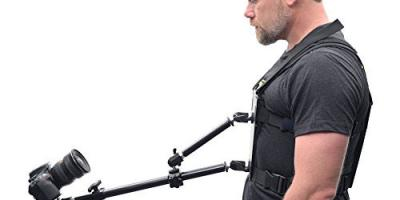 3 3rd Person Camera Mounts for GoPro & DSLRs