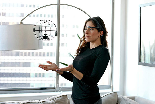 PuzzleBox Orbit: Brain Controlled Helicopter