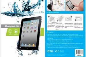 4 Quality Waterproof Cases for iPad 3