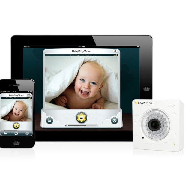 3 cool baby monitors for iphone ios accessories lists. Black Bedroom Furniture Sets. Home Design Ideas