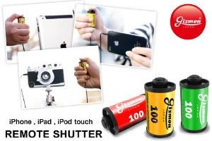 3 Cool Shutter Accessories for iPhone