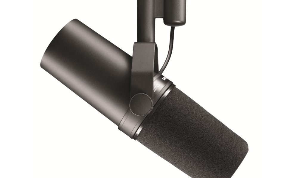 5 Must Have Shure SM7B Microphone Accessories