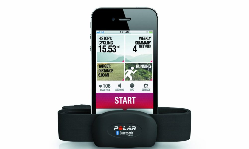 5 Heart Rate Monitors for iPhone