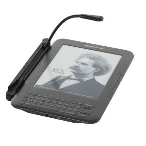 3 Portable Reading Lights for E-ink Kindle