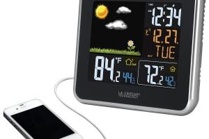 2 Cool Weather Stations for iPhone & iPad