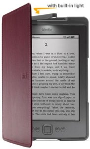 kindle lighted case