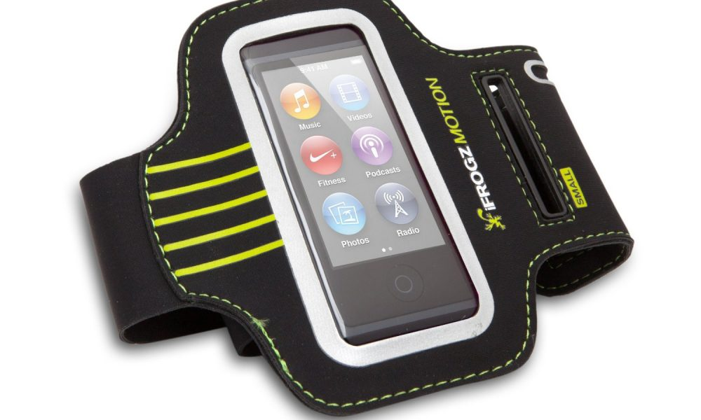 3 Armbands for iPod Nano 7G