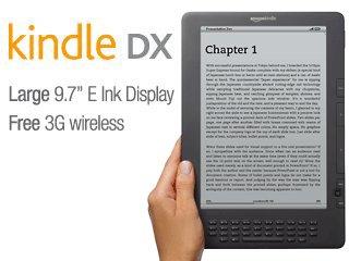 5 Quality Kindle DX Cases
