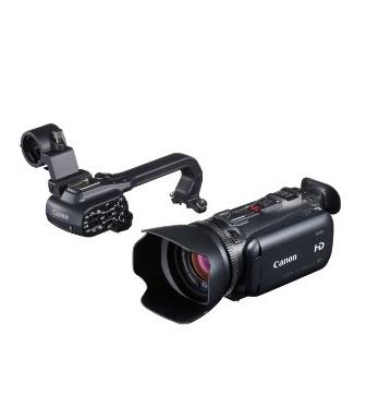 4 Canon XA10 Camcorder Microphones