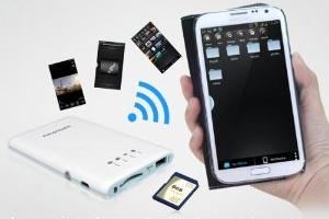 3 Wireless Flash Drives for Android & iPhone