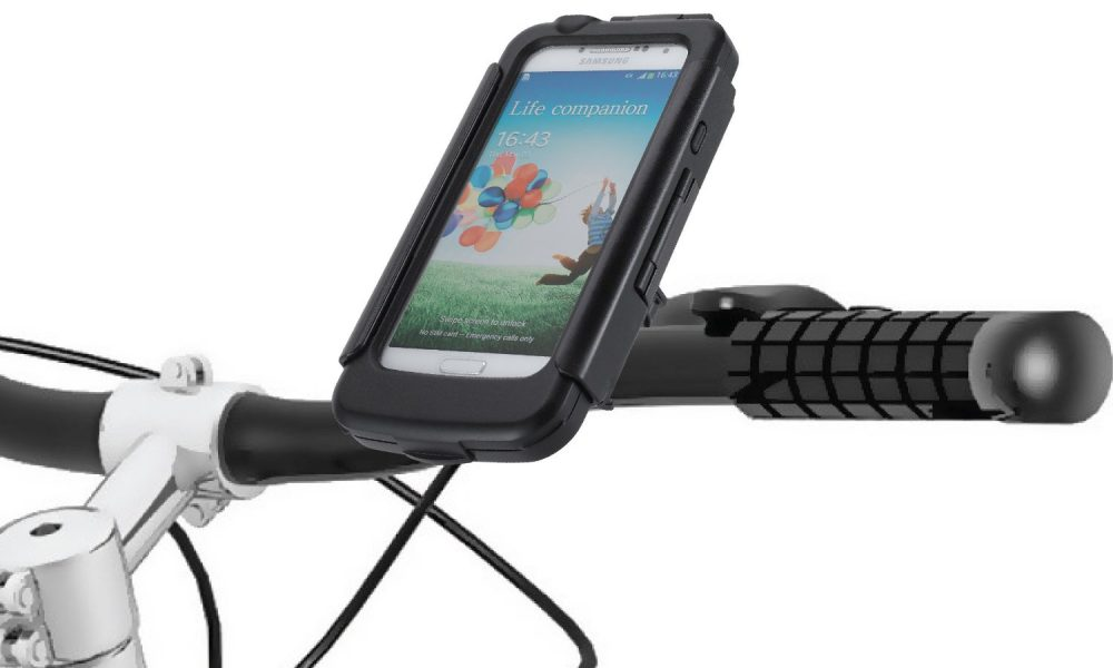 5 Quality Bike Mounts for Galaxy S4