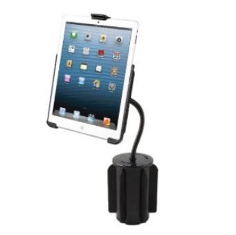 3 Quality Cup Holder Mounts for iPad Mini