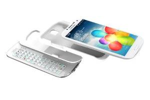 3 Samsung Galaxy S4 Keyboard Cases