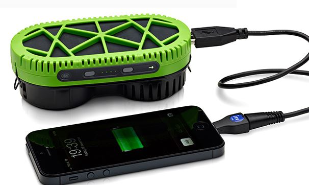 How to Charge Your iPhone with Water