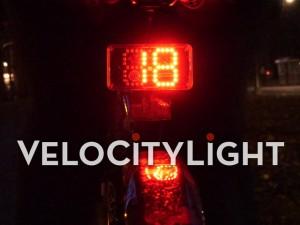 veolicty light