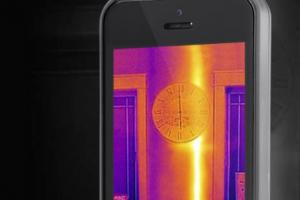 FLIR One: Thermal Imaging Device for iPhone