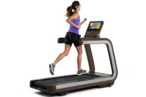 Technogym Google Glass Treadmill