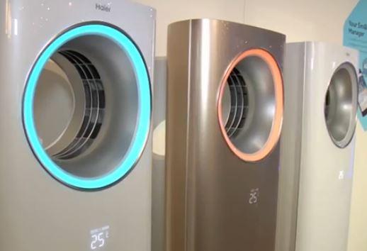 2 iOS-Enhanced Air Conditioners