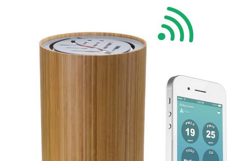 2 Smartphone-Compatible Air Purifiers