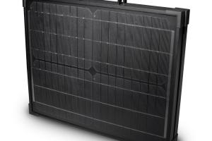 3 Solar Briefcase Chargers