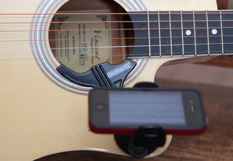 3 Smartphone Holders for Guitar Lovers
